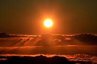 Sunrise at Haleakala - House of the Sun
